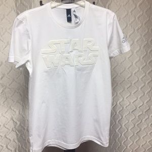 Star Wars T-shirt by Adidas Small